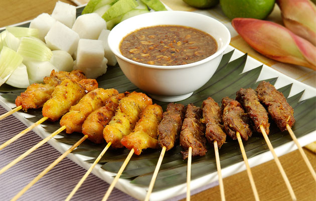Best Satay Places in Singapore